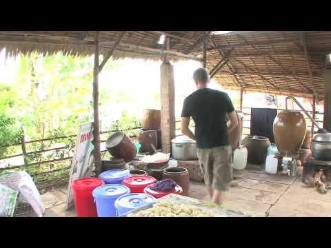 Walk around and explore Cai Be Vietnam - YouTube