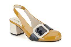 Orla Maggie, Mustard, Zapatos de vestir para mujer