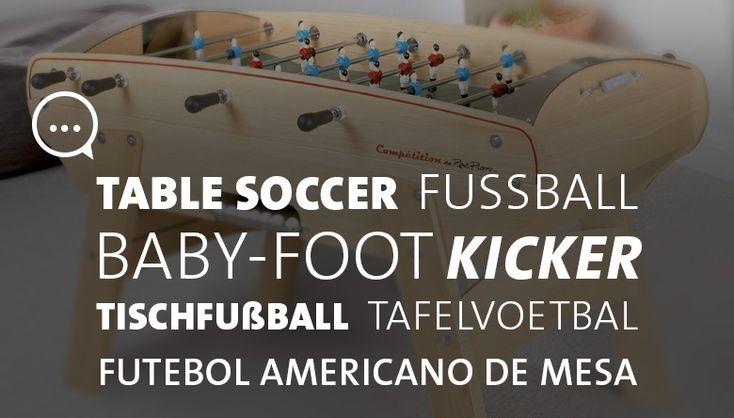 baby foot #kicker #fussball #tablesoccer  #babyfoot