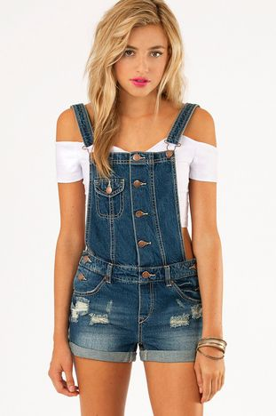 17 Best images about Overall Shorts Outfits on Pinterest | Overall ...