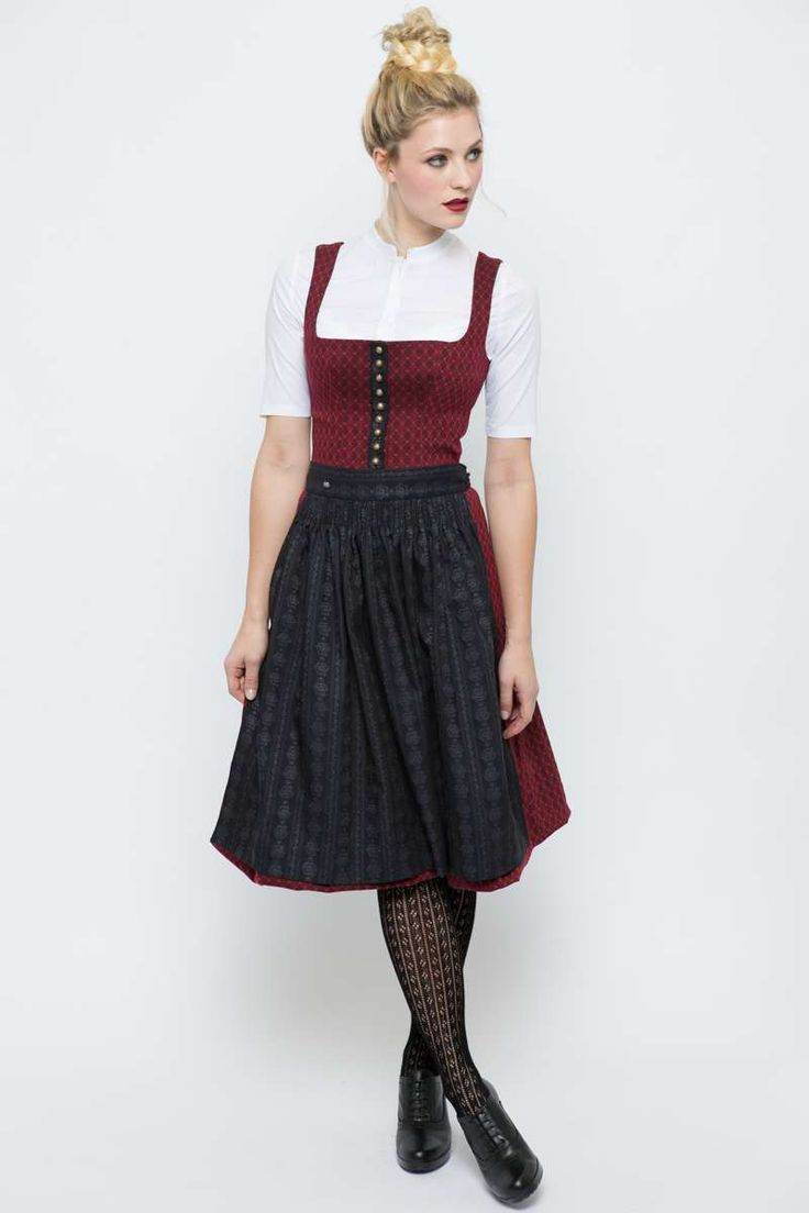 Midi Dirndl Monika,                                                                                                                                                                                 More