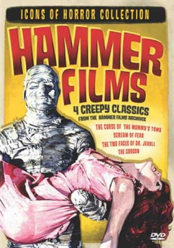 Hammer Films rock! Christopher Lee, and Peter Cushing are Gods of the horror world!