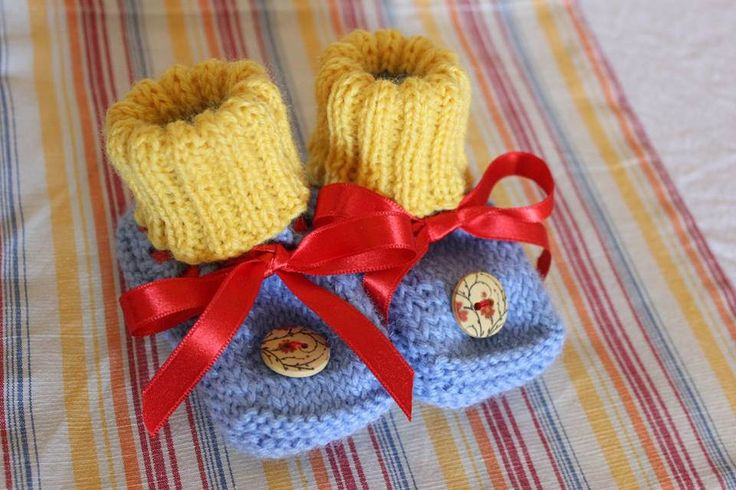 BABY BOOTIES by lepemalestvari on Etsy