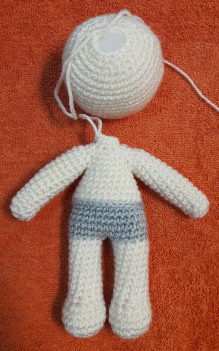 Knit Amigurumi Doll Pattern : Best knit and crochet doll inspiration images on