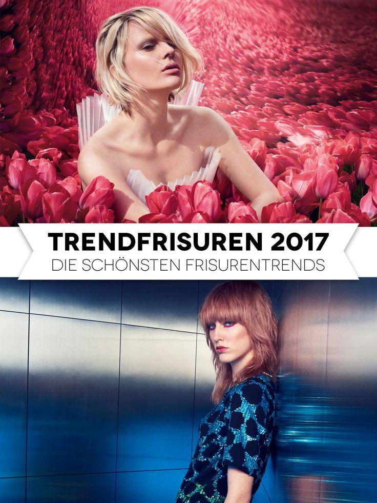 Trendfrisuren 2017