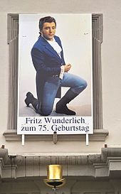 Fritz Wunderlich - Wikipedia, the free encyclopedia