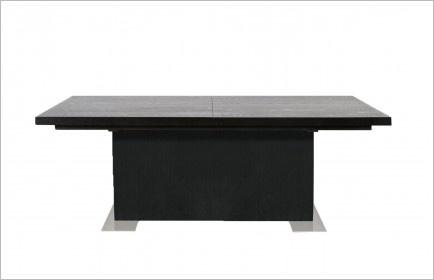 BRICK Wenge Dining Table - Dining Tables - Toronto/Ottawa Furniture Store - Van Leuwen