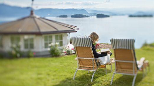 Solstrand Hotel & Bad - Norway