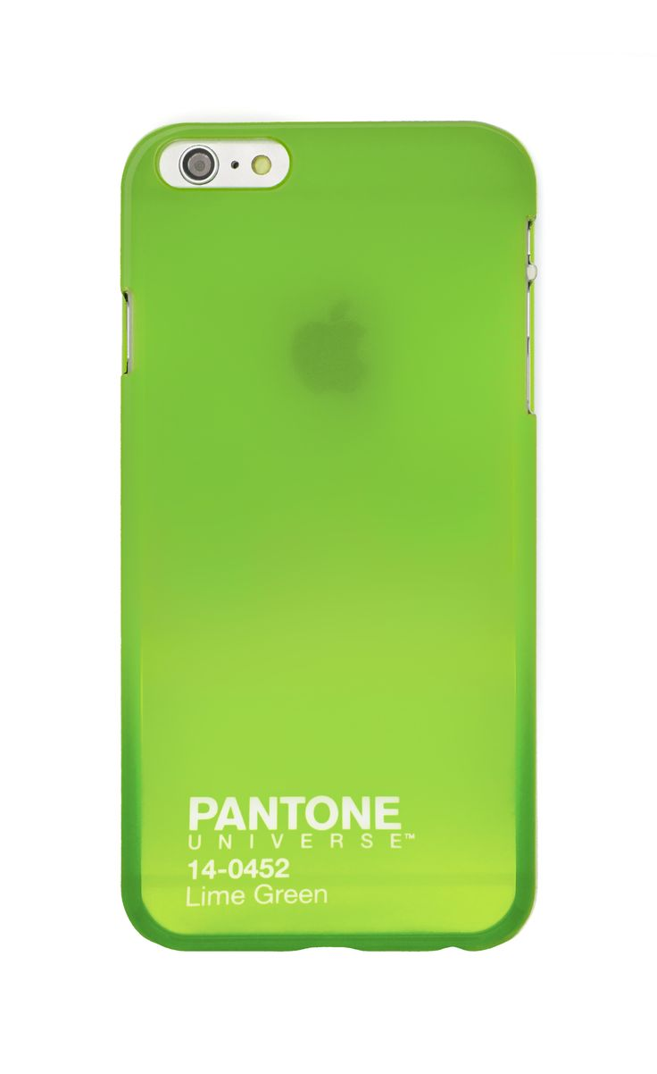 Case Iphone 6, Pantone, Lime Green - R$ 85,00