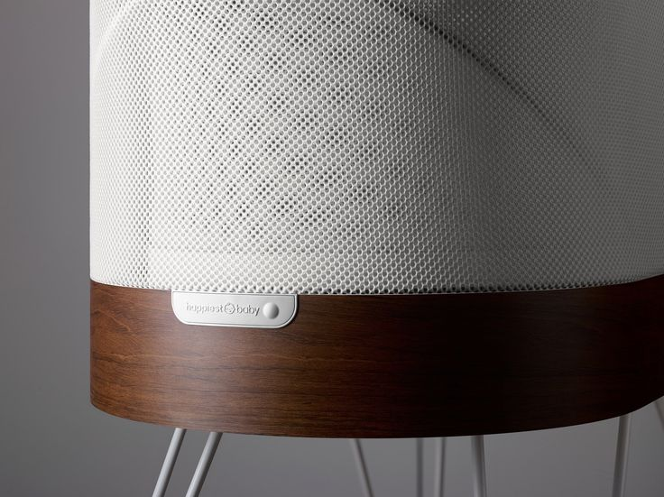 Described by its makers as the world's first smart sleeper, the Snoo crib has microphones, speakers and sensors embedded into its structure.