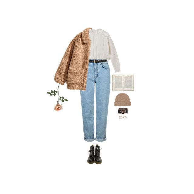 """korvista roikkuvat sateiset taivaat"" by hetasdfghjkl ❤ liked on Polyvore featuring Topshop, Tory Burch, Dr. Martens, Jayson Home and Toast"