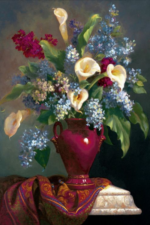 Gallery.ru / Фото #7 - Художник Fran Di Giacomo - Anneta2012