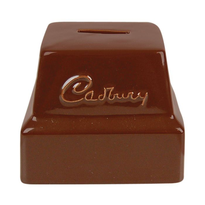 Ceramic Money Box: Cadbury's - Chocolate Chunk. £6.98