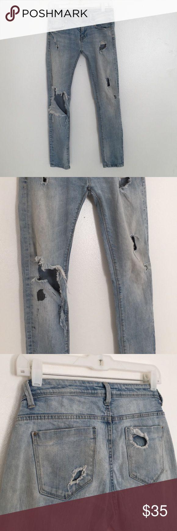 ZARA slim jeans Slim fit Zara Jeans