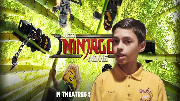 Film Review: The LEGO Ninjago Movie by KIDS FIRST! Film Critic Ryan R. #KIDSFIRST! #TheLEGONinjagoMovie