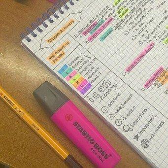 Depois Dos Quinze | Ideias espertas de organização para seus estudos