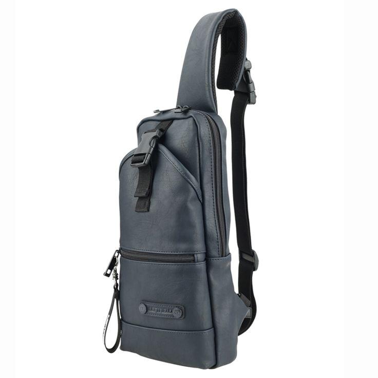 Sling Bags for Men Shoulder Backpack for Women LEFTFIELD 314 (13)