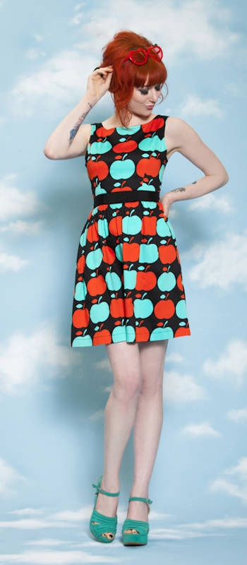 Picking Apples Dress. In Stores September 30th