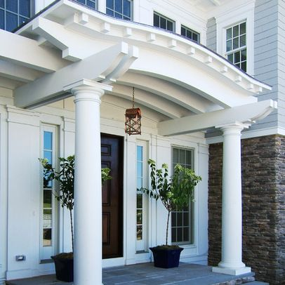 42 Best Images About Covered Entry On Pinterest Porch