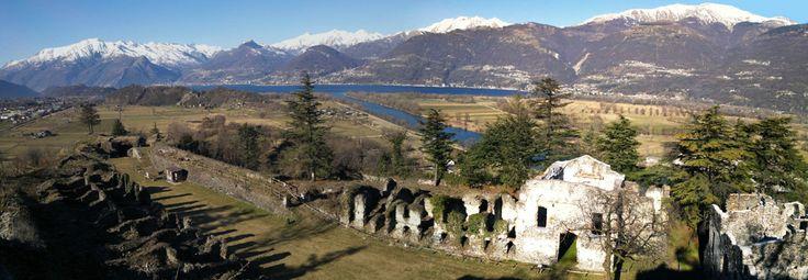 Il Forte Fuentes è sorto a inizio XVII secolo per proteggere la zona dagli attacchi del Grigioni. È stato poi utilizzato durante la I Guerra Mondiale in funzione antiasburgica
