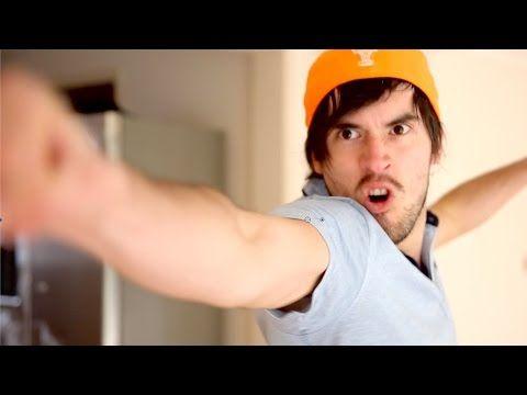 German, El Hombre Mas Serio Del Mundo | Hola Soy German - YouTube