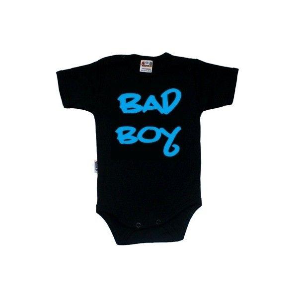Body dziecięce - Bad Boy z FamilyInBlack.pl