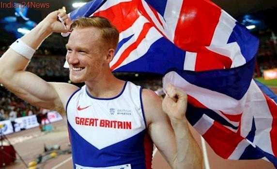 Greg Rutherford out of Anniversary Games with ankle injury