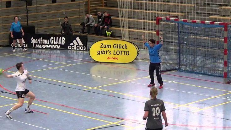 [Pokalfinale|2016] 1. Halbfinale  HSG Ottweiler/Steinbach vs. SV64 Zweibruecken  #Ottweiler #Saar  #Saarbruecken #Saarland http://saar.city/?p=34089