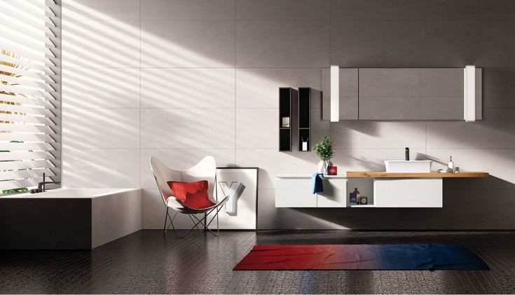 #bathroom #design #home #bagno #arredobagno #puntotre