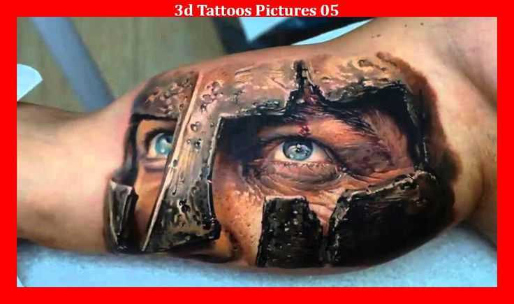 3d Tattoos Pictures 05