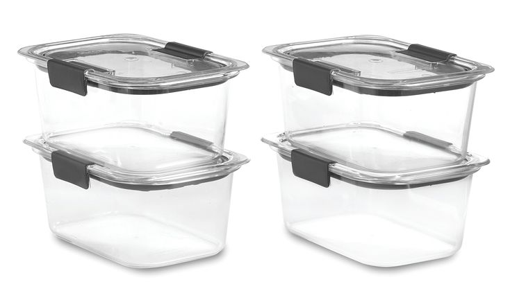Rubbermaid Brilliance Food Storage Container BPAFree ...