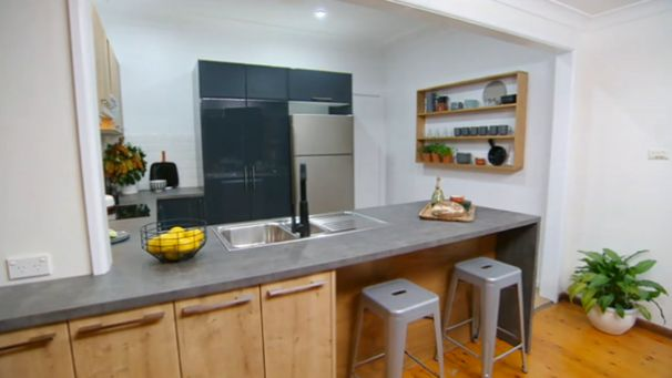 Kitchen makeover better homes and gardens tara dennis for Home and garden kitchen pictures