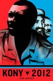 Stop at nothing. MAKE KONY VISIBLE!