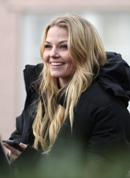 Jennifer Morrison - Emma Swan, daughter of Snow & Charming; Henry's birth mother (OnceUponaTime)