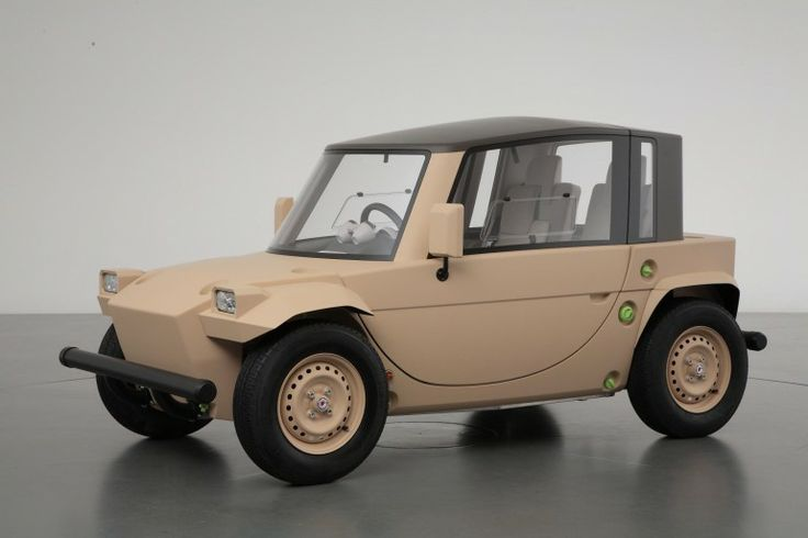 Toyota Camatte Concept: A kids' toy car that functions like the real thing - Images