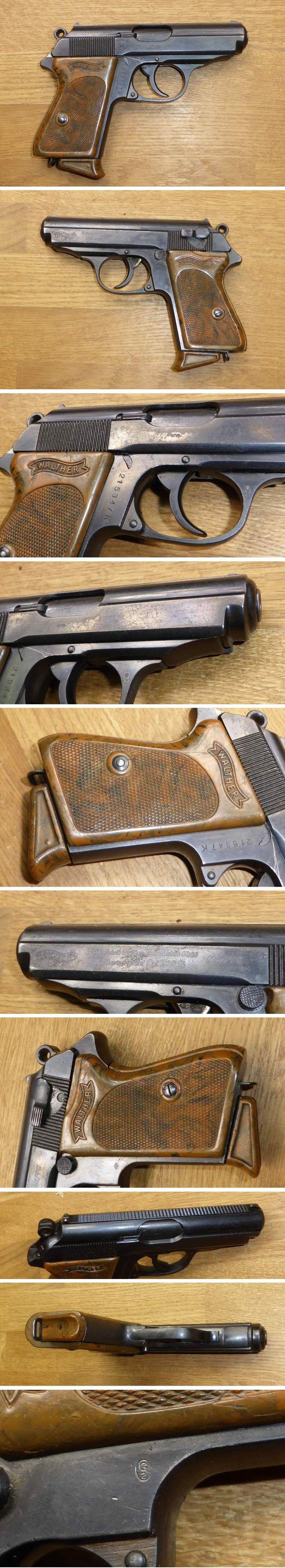 "BROŃ PALNA - PISTOLETY - Walther PPK kal. 7,65mmBr ""G2"" - Find our speedloader now!  http://www.amazon.com/shops/raeind"