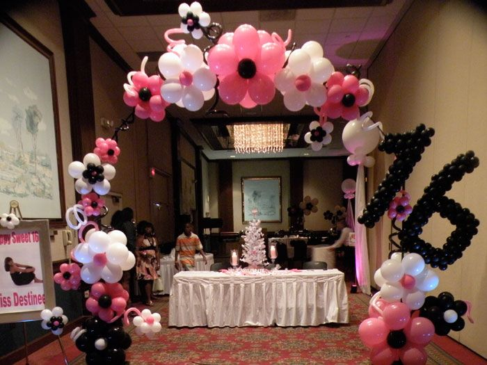 Balloons Designs Decorations | Balloon Designs | Fabric Draping | Knoxville Event Decor | Decorations ...