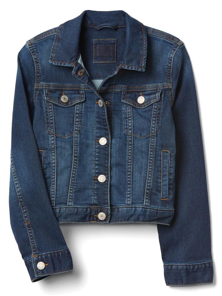 GAP | Super Soft Denim Jacket