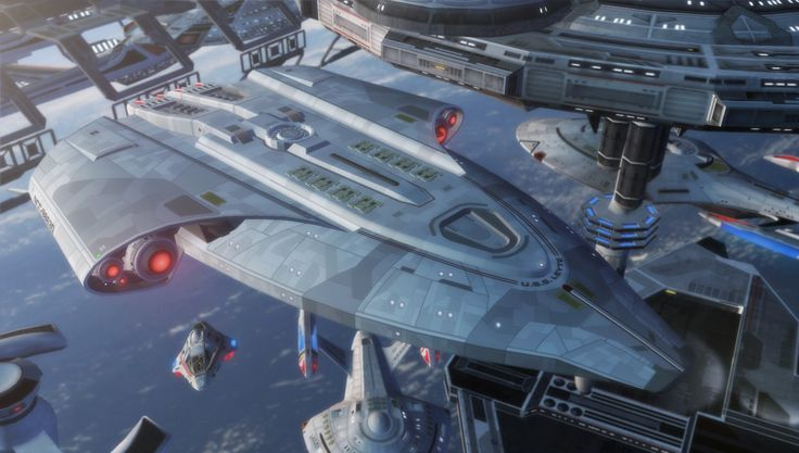 Cutting Edge by Jetfreak-7 on deviantART Valiant and Vivace by DJ Curtis Nova and Stations by FO Team Delta Flyer by JLS Sovereign by Hawkeye