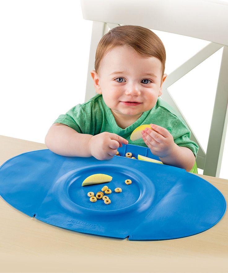 Summer Infant Blue Tiny Diner® 2 Place Mat by Summer Infant #zulily #zulilyfinds