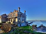 Holiday Villa in Brixham, South Devon, Devon, England E4542