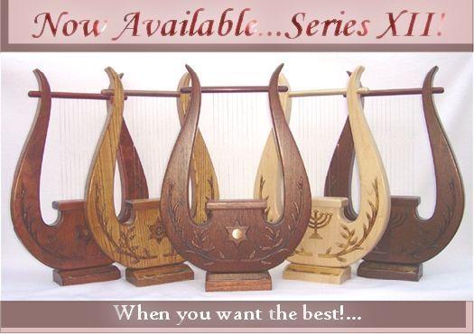 how to play mini kinnor harp