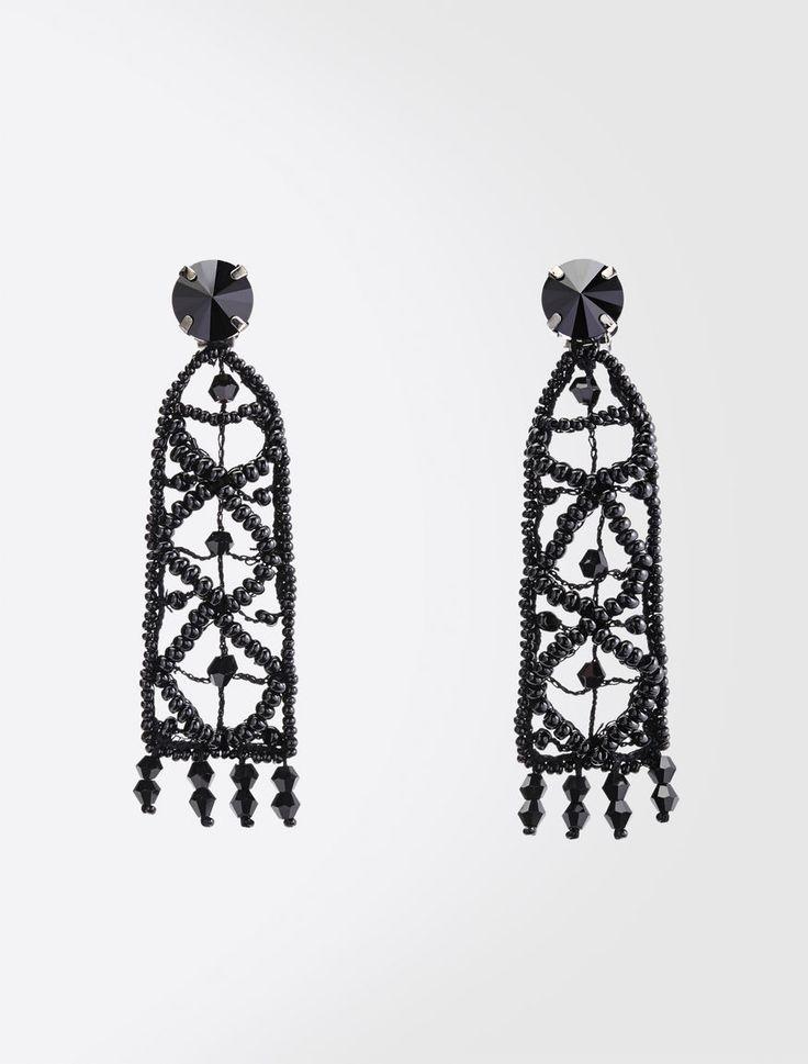 Earrings by Maxmara
