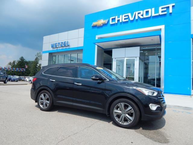 Used Hyundai Santa Fe AWD 4dr GLS