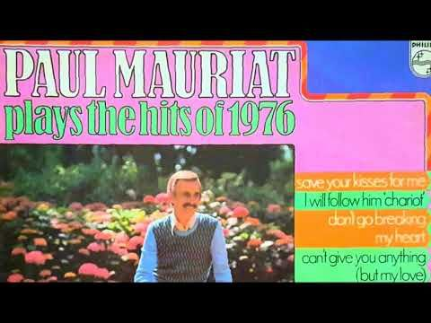 Paul Mauriat - ALL BY MYSELF    YouTube