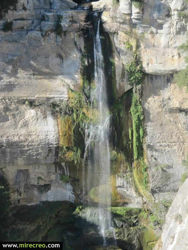 Salt del Sallent, Rupit, Barcelona #cascadas #waterfalls #senderismo #turismo #viajes #travels #barelona #rupit #mirecreo