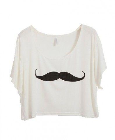 pretty moustache