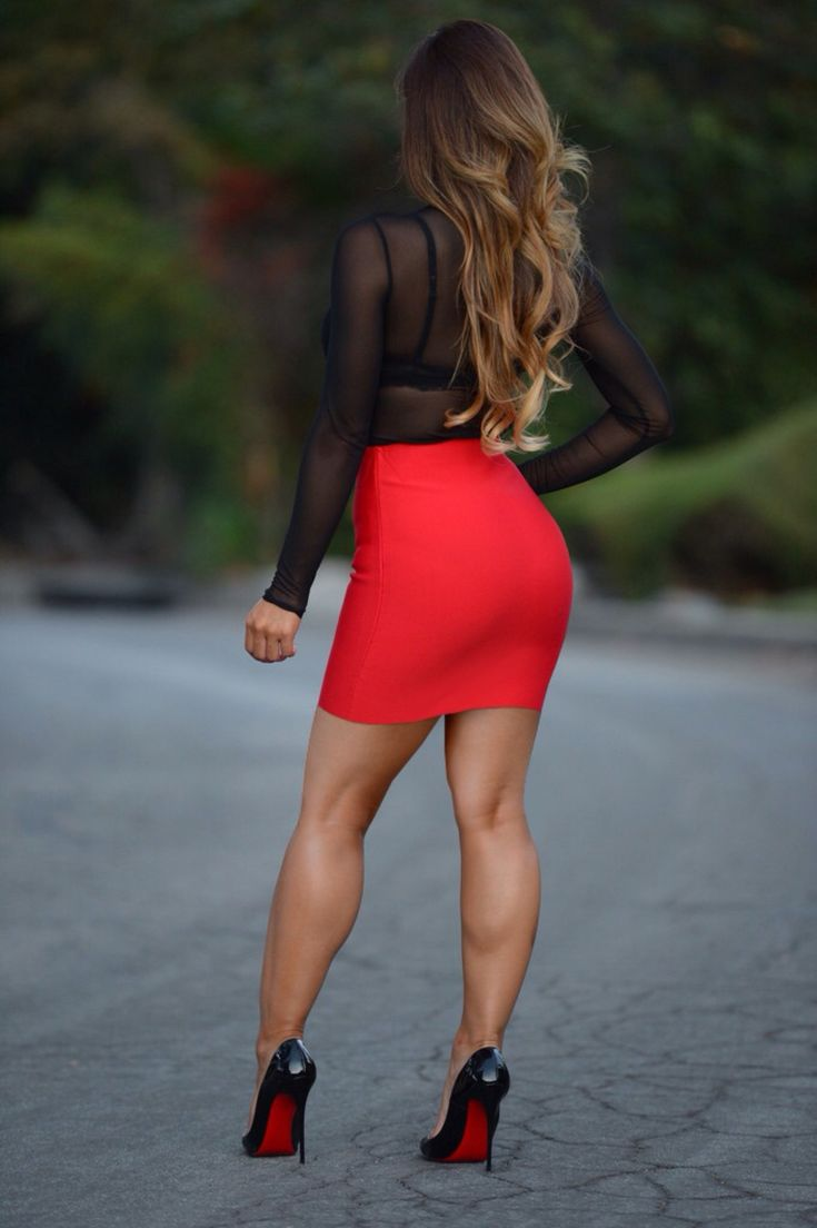 Tight sexy skirts