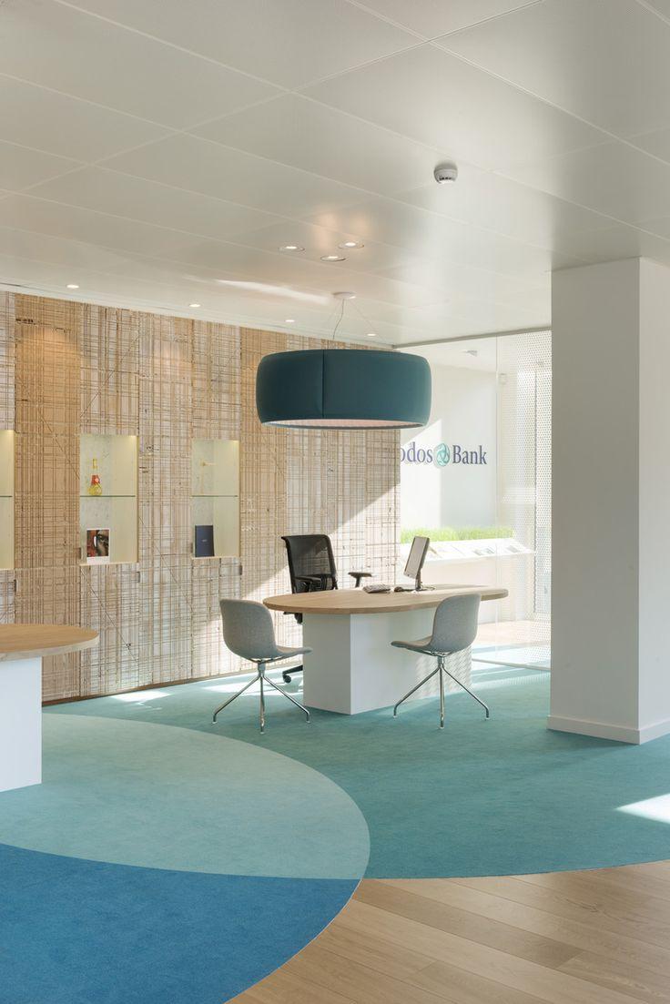 Triodos Banku0027s First Physical Branch | Work | Pinkeye Designstudio  #pinkeyedesign · Bank BranchBank Interior DesignInterior ...