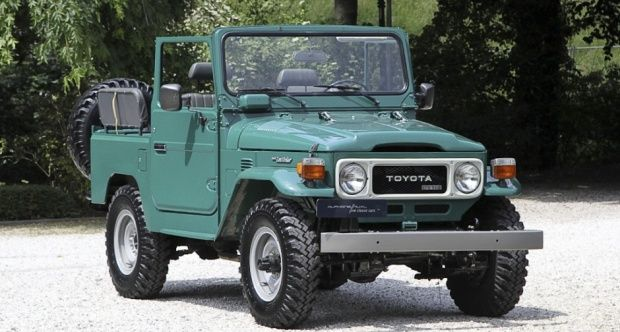 1980 Toyota BJ 40  - Land Cruiser BJ40 4WD | Classic Driver Market
